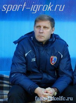 Сергей ПЕРЕДНЯ, главный тренер Тамбова