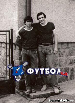 Анатолий Власов и Владимир Меровщиков